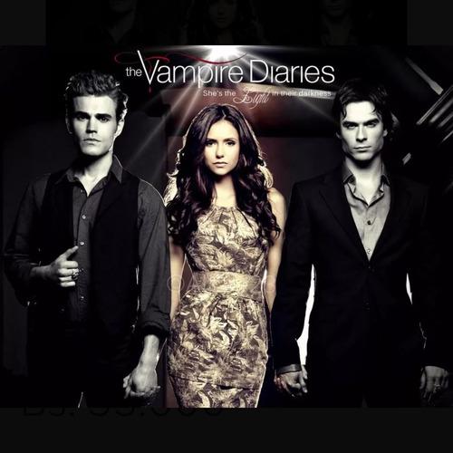 Series Diario De Vampiros Todas Las Temporadas Full Hd Combo
