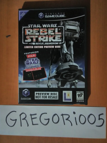 Star Wars Rogue Squadron Iii Rebel Strike Limited Edition