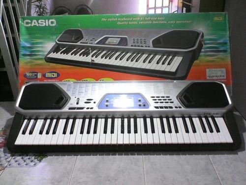 Teclado Keyboard Casio Ctk 48i