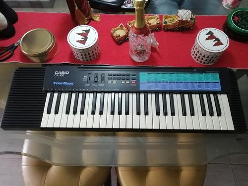Teclado Piano Ca100 Marca Casio Tone Bak