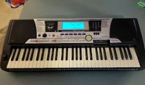 Teclado Piano Yamaha Psr 550
