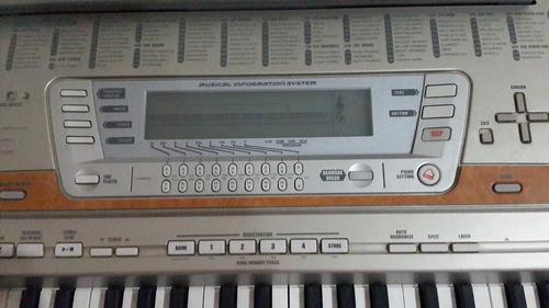 Teclado Y Piano Casio Wk- Gama Alta 8 Octavas Negociable