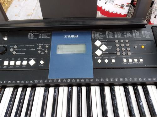 Teclado Yamaha Modelo Psr E 333