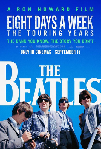 The Beatles Eight Days A Week The Touring Years () Hd