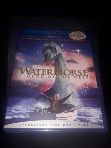 The Water Horse Legend Deep Pelicula Bluray Original Nueva