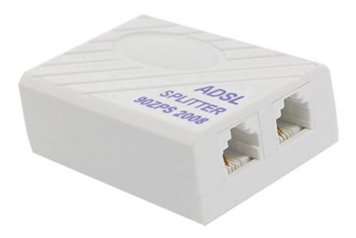 5 Filtros Adsl Para Linea Telefonica Internet Punto De Venta