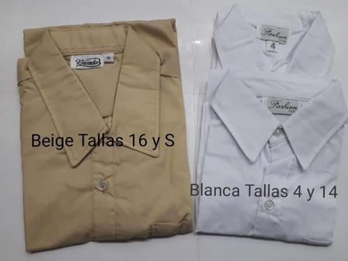 Camisas Uniformes Escolares ¡somos Tienda En Valencia!