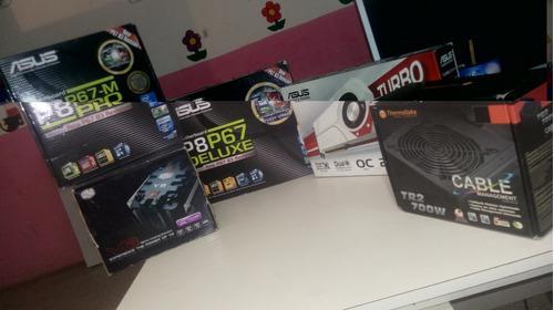 Computador Gamer O Producción Asus-intel Core I7 3770
