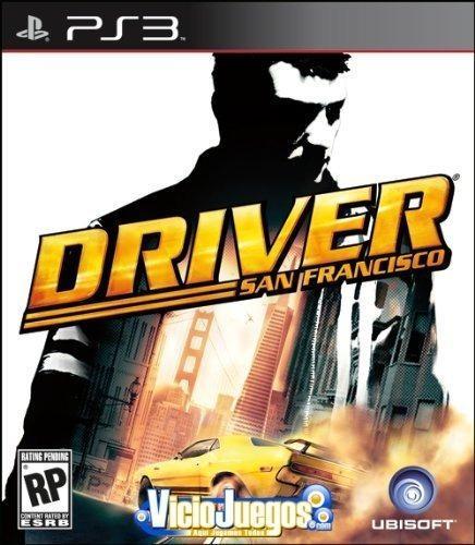 Driver San Francisco Ps3 Digital Original Entrega Personal