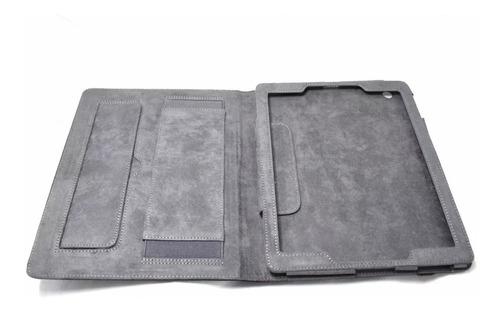 Forro De Cuero Para iPad Mini Marca A4m Color Negro
