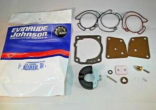 Kit De Carburador Motor Johnson Evinrude Fuera De Borda