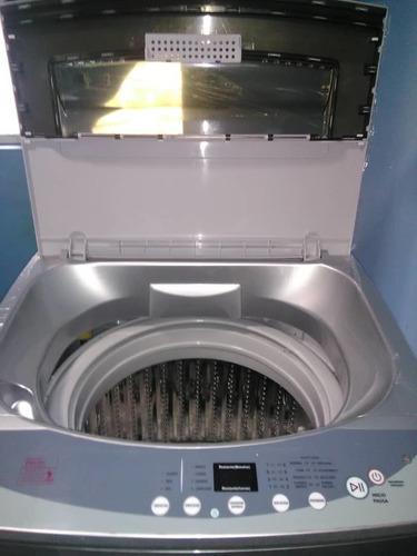 Lavadora Automática 12 Kilos Silver