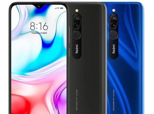 Xiaomi Redmi 8 3gb Ram + 32gb Memoria Interna