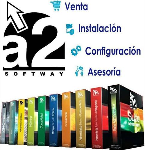 A2 Softway Sistema Administrativo Contable Y Nomina