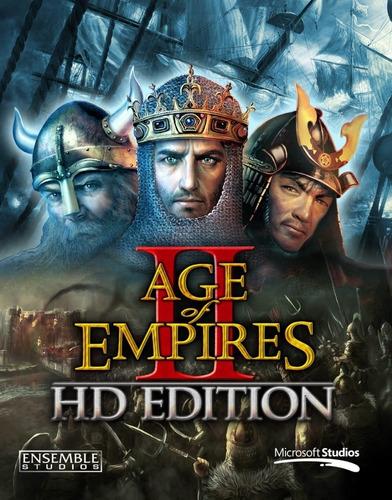 Age Of Empires 2 Hd Todas Las Expansiones Y Voces En