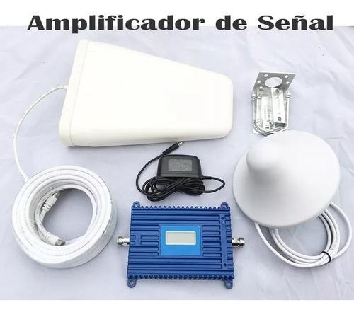 Amplificador De Señal Móvil 4g Lte Para Movistar