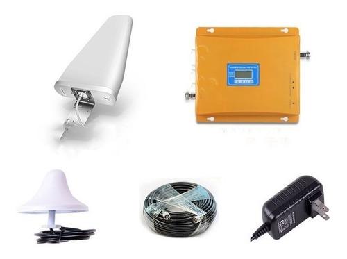 Amplificador Repetidor Señal Celular Digitel 2g 3g 4g