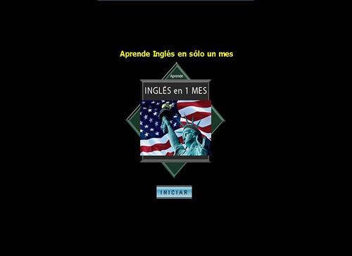 Aprende Ingles En Un Mes Curso Interactivo Envio Online *tm*