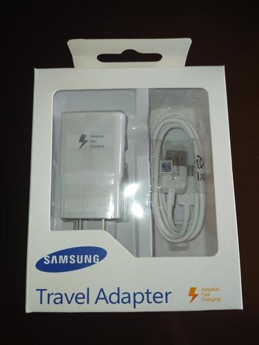 Cargador 2 En 1 Samsung Carga Rapida Usb Tipo C Certificado