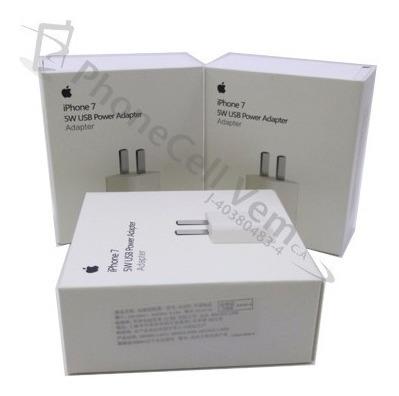 Cargador Taco Apple iPhone 5 5s 5c 6 6s % Original