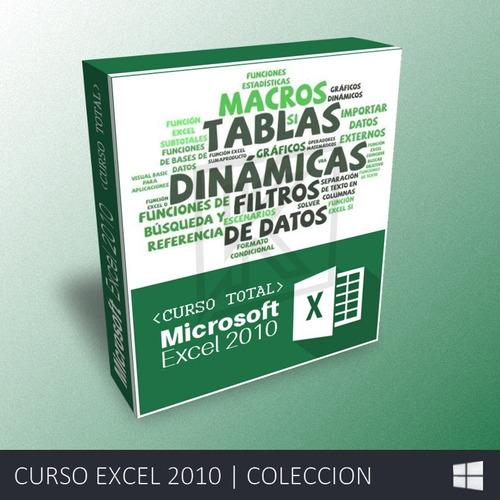 Curso Multimedia De Excel  - Pack