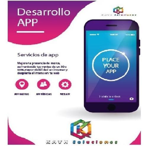 Desarrollo Aplicaciones Moviles Apps Ios Android iPhone iPad