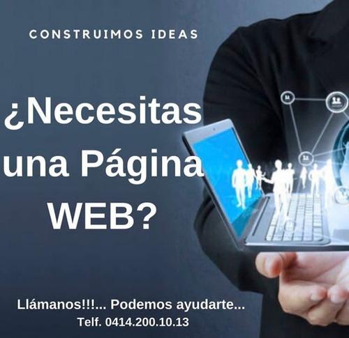Diseño Y Desarrollo De Páginas Web Profesionales En
