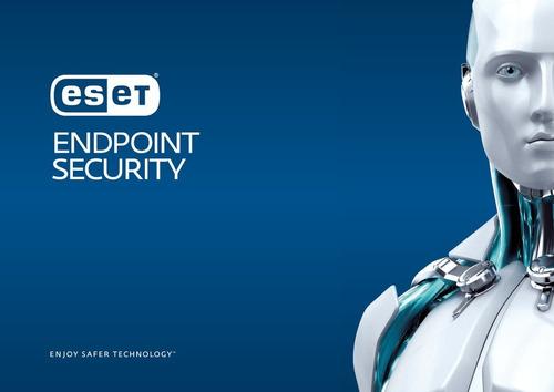 Eset Endpoint Security 5  10 Pc + 1 Servidor  1 Año  50usd