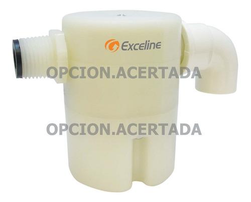 Flotante Mecanico Agua Gvf- Tanque Exceline Precision