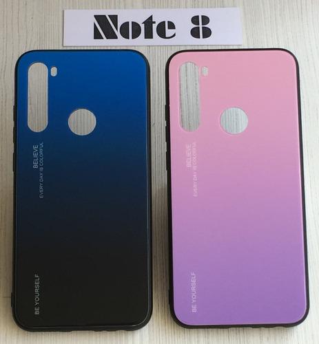 Forro De Redmi 8a, Note 8 Y Note 8 Pro