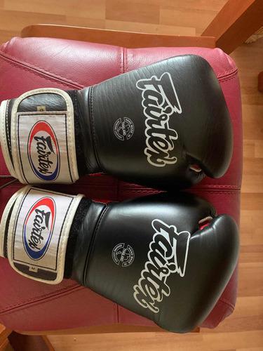 Guantes Marca Fairtex, Muay Thai, Kick Boxing, Boxeo