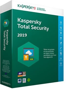 Kaspersky Total Security 1 Pc - Suscripcion 1 Año