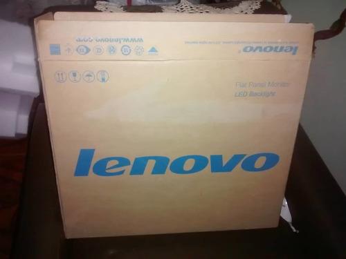 Monitor Lenovo Nuevo Somos Tienda Física