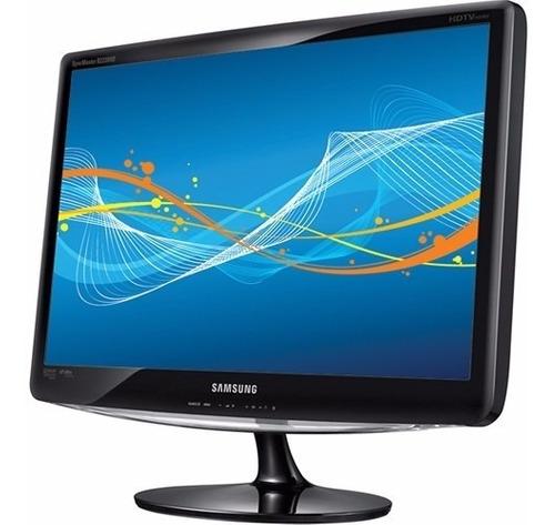 Monitor Samsung Lcd Tft 21.5' Full Hd Excelente Usado