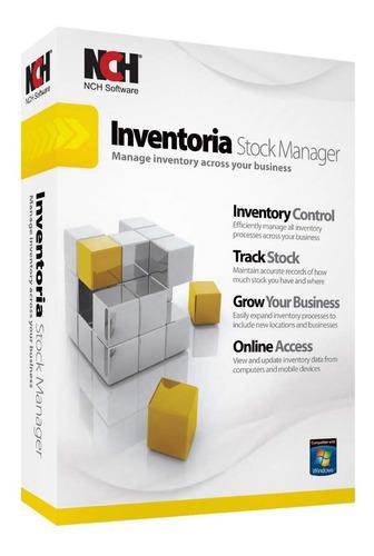 Nch Inventoria, Software Para Inventarios