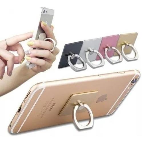 Pop Socket Soporte Anillo 360° Para Teléfono (5 Unidades)