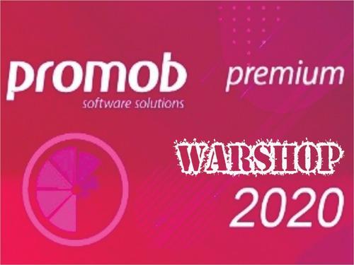 Promob Plus Premium + Real Scene 2.0 Version