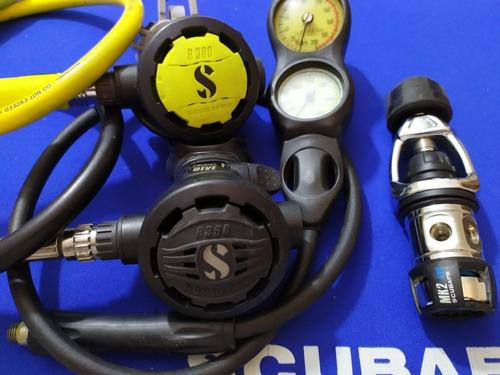Regulador De Buceo Scubapro Mk2 Evo R390 R380