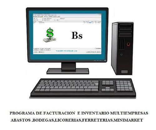 Sistema De Facturacion, Inventario, Ventas,administrativo