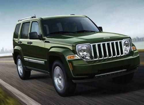 Software De Taller Reparación Jeep Liberty Kk