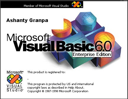 Visual Basic 6.0 Full (incluye Librerías Msdn)