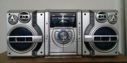 Equipo De Sonido Panasonic (80 V)