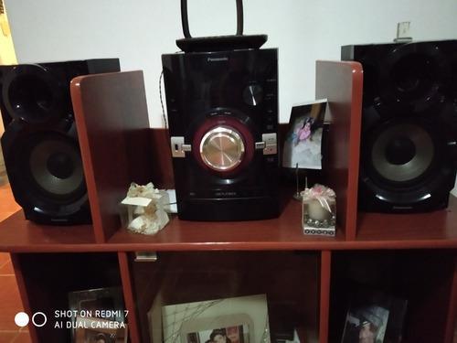 Equipo De Sonido Panasonic Sa Akx14 Usado