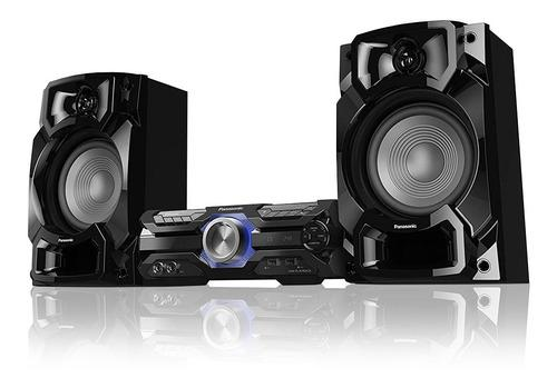 Equipo De Sonido Panasonic Scakx520