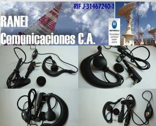 Manos Libres Para Radio Baofeng 888s/uv-6/uv-6d