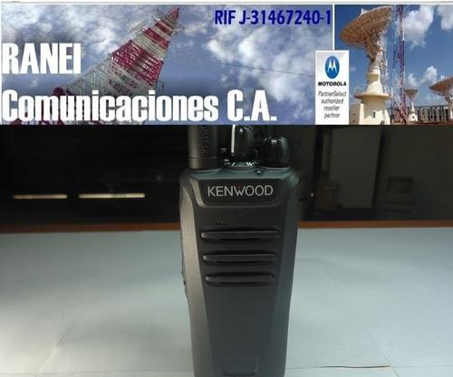 Radios Kenwood Tk- Uhf 16ch