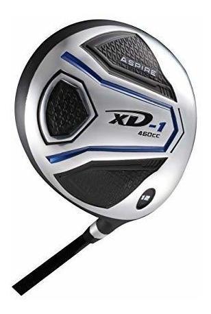 Aspire Xd1 Juego Completo Palo Golf Para Hombre