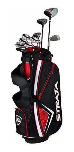 Away Strata Plus Juego Completo Golf Para Hombre 14