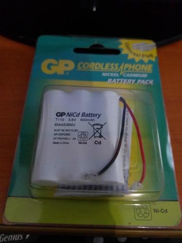 Bateria Telefono Inalambrico Gp Tmah 3.5v 5v Erdes
