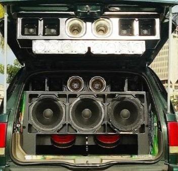 Equipo Sonido Para Carro